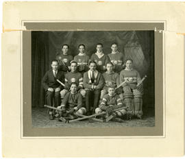 1928 Boys' hockey team