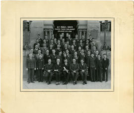 21st annual session Alberta Tuxis Parliament Calgary - Dec 1940