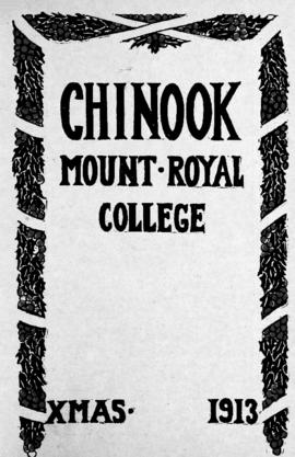 Chinook Christmas 1913